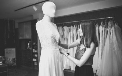 Wer steckt eigentlich hinter Braut Atelier Elena Victoria aus dem Saarland?