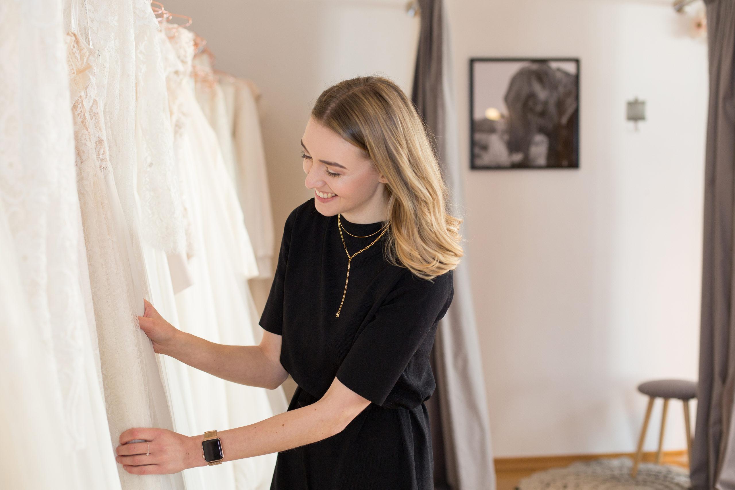 Brautmode Elena Victoria Weiskirchen